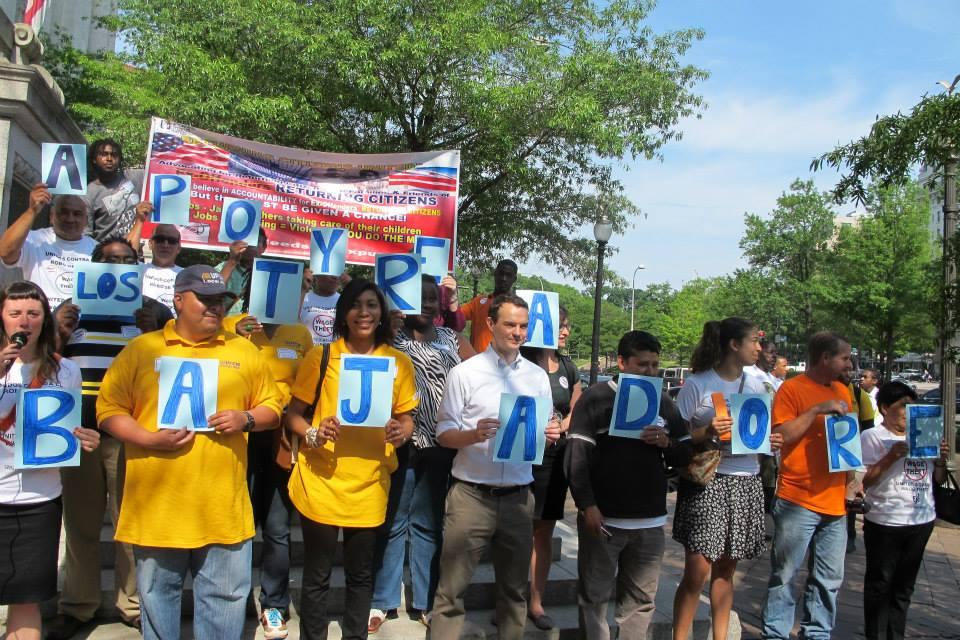 Wage Theft Bill vote 6.3.14 - Apoye Los Trabajadores