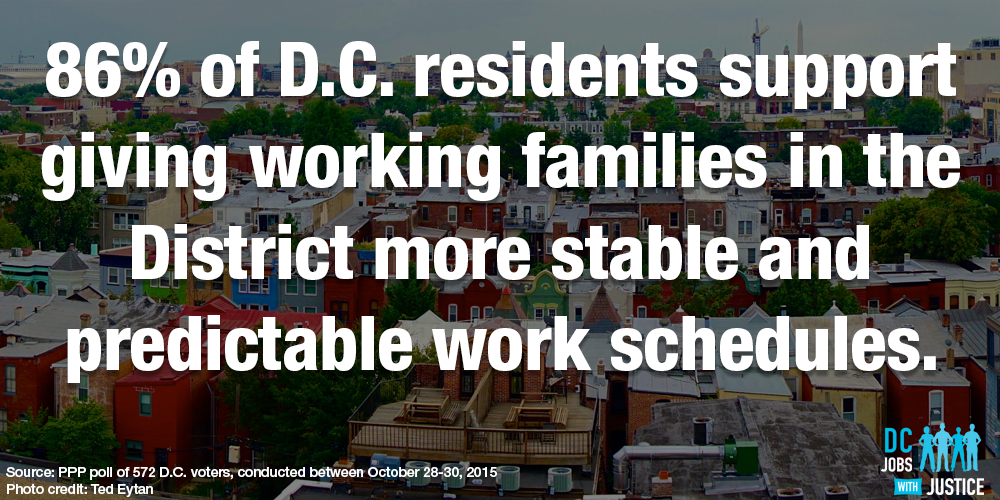 D.C. Councilmembers Turn their Back on Residents, Punt Instead of Ensuring Full-time Jobs