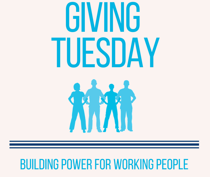 This Giving Tuesday, Invest in DC Jobs With Justice