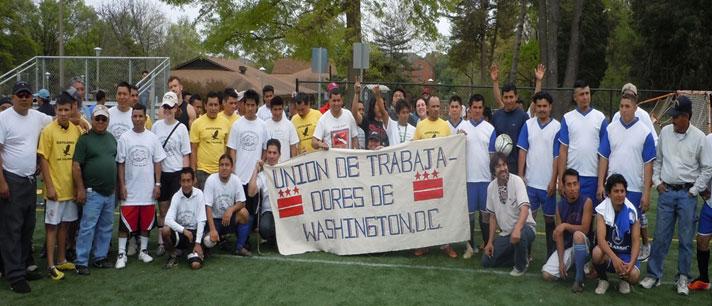 Trabajadores Unidos de Washington, DC