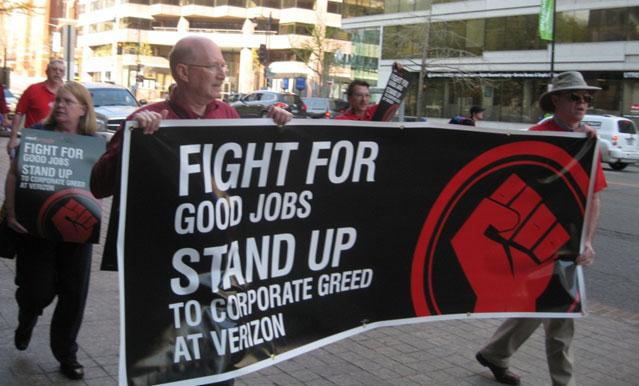 Verizon Solidarity