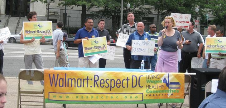 Walmart: Respect DC
