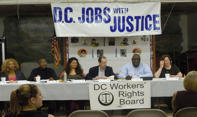 Workers' Rights Board