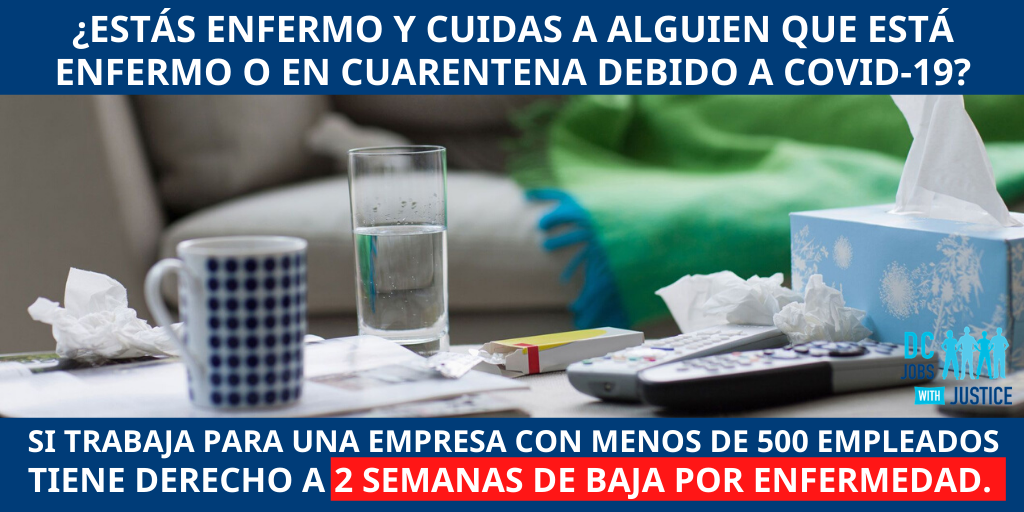 JWJ Webinar 2 - Sick Days [SPANISH]