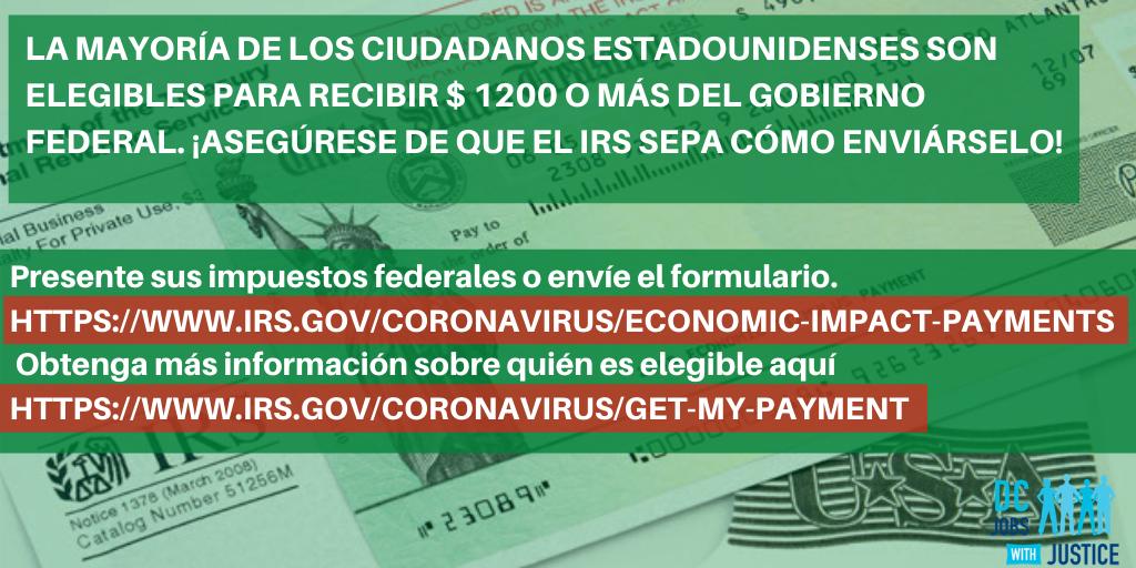JWJ Webinar 2 - Stimulus money [SPANISH]